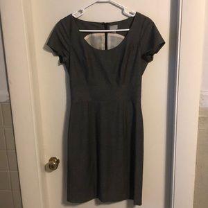 H&M grey pencil dress